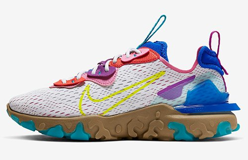 Nike React Vision Photon Dust Release Date