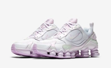 Nike Shox TL Nova White Barely Grape CV3019-100 Release Date Info