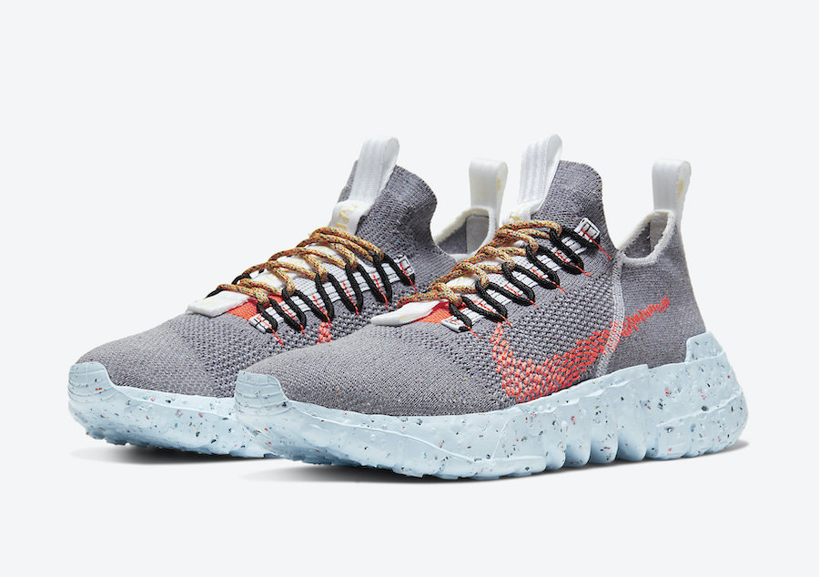 Nike Space Hippie 01 CQ3986-001 Release Date Info