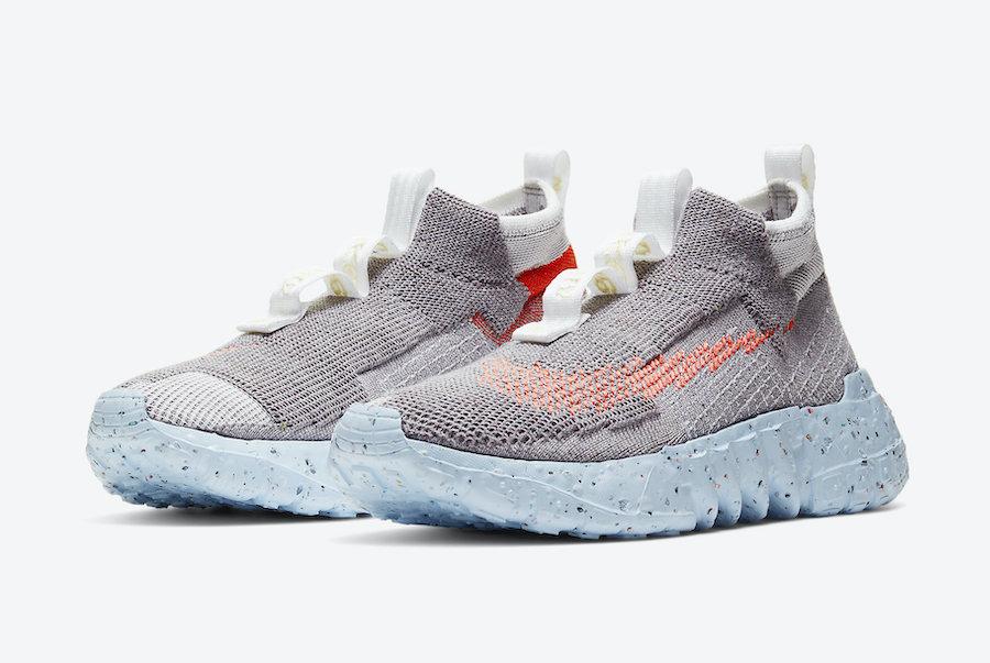 Nike Space Hippie 02 CQ3988-001 Release Date Info