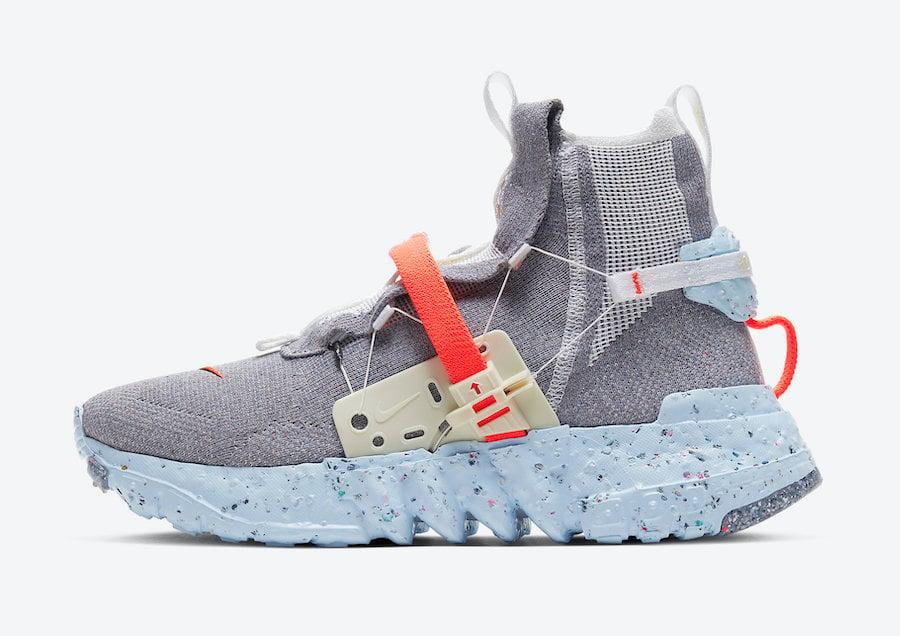 Nike Space Hippie 03 CQ3989-001 Release Date Info