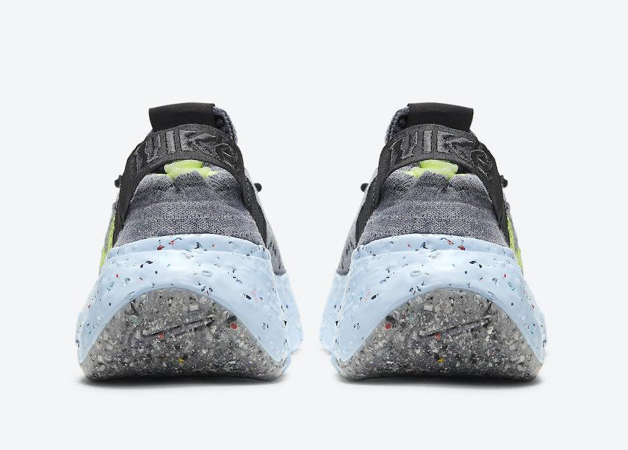 Nike Space Hippie 04 CD3476-001 Release Date Info