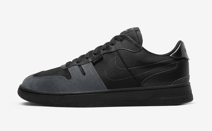 Nike Squash Type Black Anthracite CJ1640-001 Release Date Info