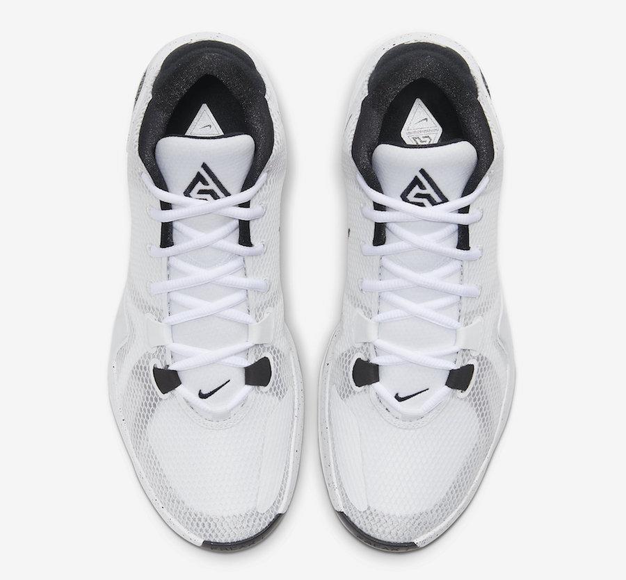 Nike Zoom Freak 1 Oreo BQ5422-101 Release Date Info
