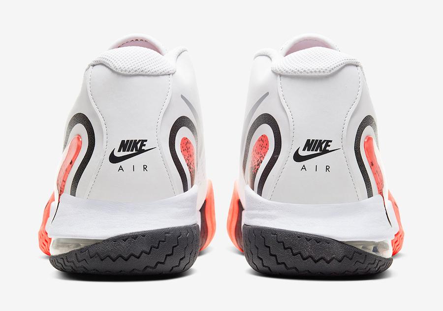NikeCourt Tech Challenge Lava Release Date Info