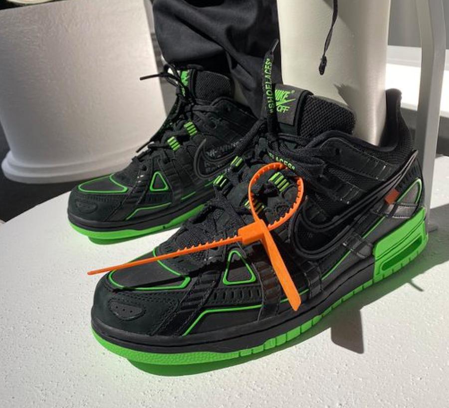 Off-White Nike Sneaker 2020 New York Fashion Week