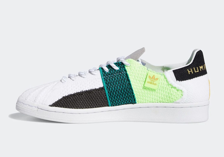 Pharrell adidas Superstar White FY2294 Release Date