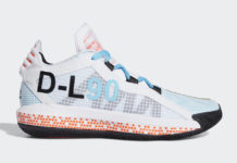 Pusha T adidas Dame 6 FW5749 Release Date Info