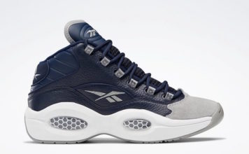 Reebok Question Mid Georgetown FX0987 Release Date Info