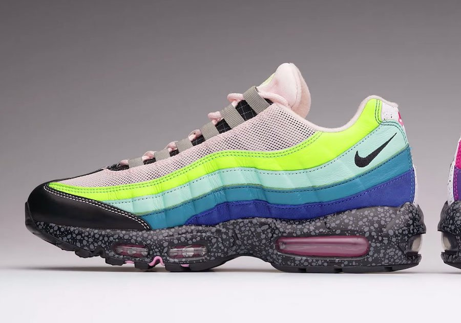 size? Nike Air Max 95 20 for 20 Release Date