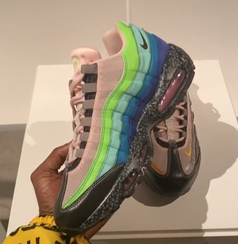 size? Nike Air Max 95 20 Years of size? Release Date Info