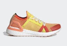Stella McCartney adidas Ultra Boost 2020 Active Orange Fresh Lemon EF2211 Release Date Info