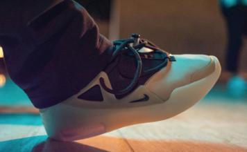 String Nike Fear of God 1 Release Date