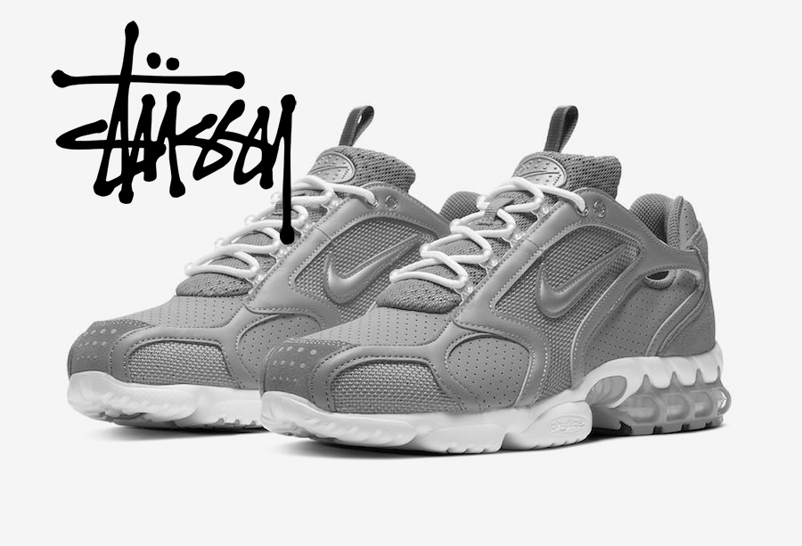 Stussy Nike Air Zoom Spiridon 2020 Release Date Info