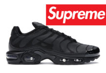 Supreme Nike Air Max Plus Release Date Info