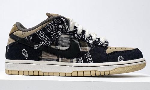 Travis Scott Nike SB Dunk Low Release Date