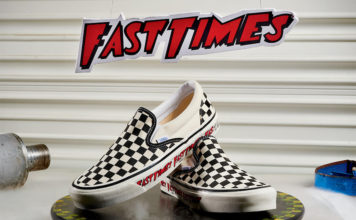 Vans Checkerboard Slip-On Fast Times Release Date Info