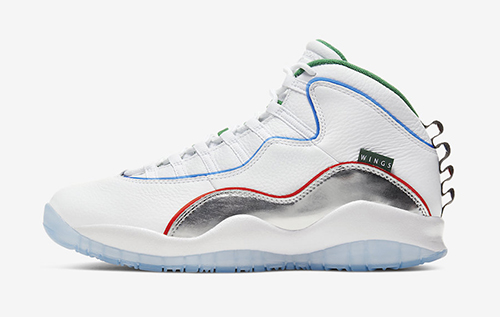 Wings Air Jordan 10 Release Date