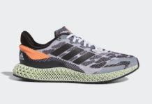 adidas 4D Run 1.0 Signal Coral FW1233 Release Date Info