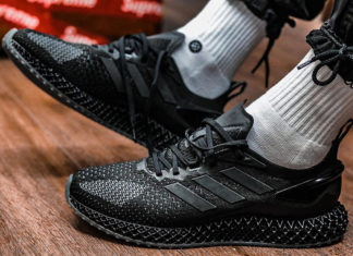 adidas 4D Run 1.0 Triple Black Release Date Info