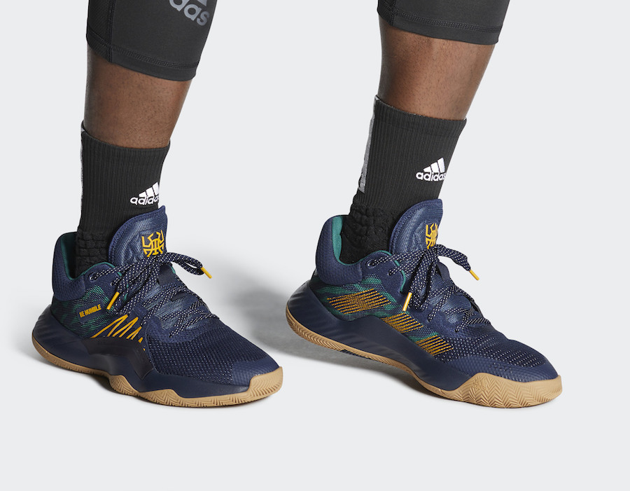adidas DON Issue 1 Be Humble FV5595 Release Date Info