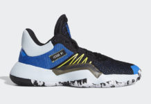 adidas DON Issue 1 Glory Blue EF9908 Release Date Info