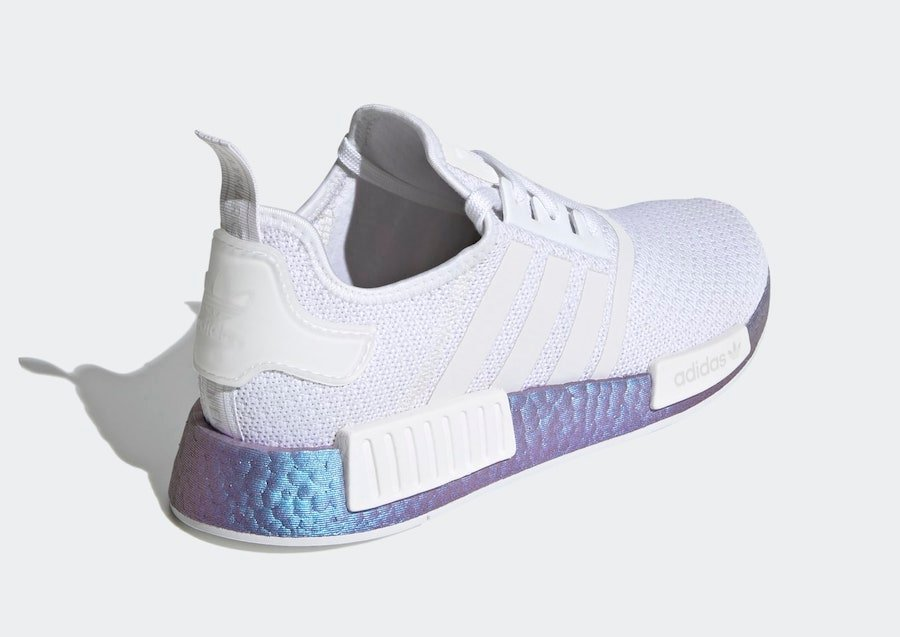 adidas NMD R1 Iridescent Boost FV5344 Release Date Info