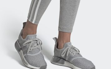 adidas NMD R1 Womens Grey FV4406 Release Date Info