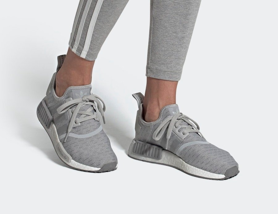 nmd r1 womens grey