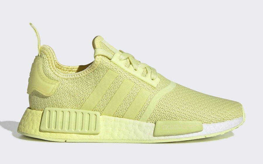 adidas NMD R1 Yellow Tint EF4277 Release Date Info