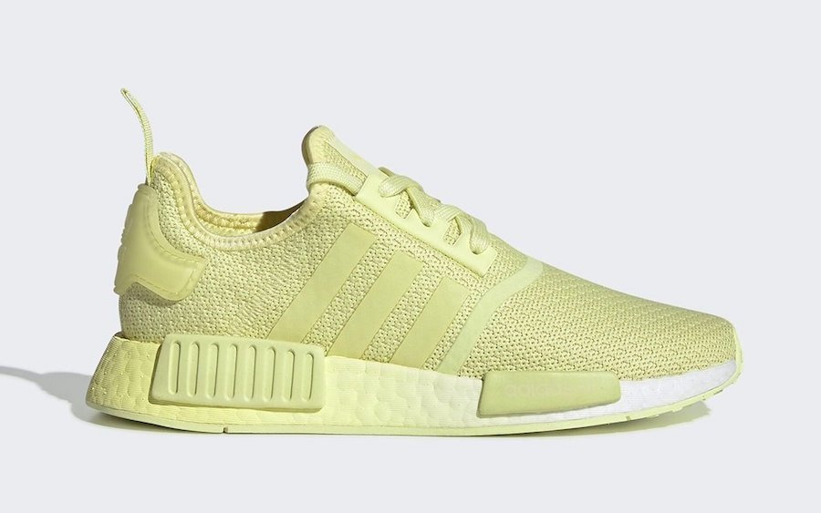 adidas NMD R1 Releasing in 'Yellow Tint'