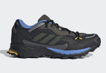 adidas Response Hoverturf Black Gold Branch FW0988 Release Date Info