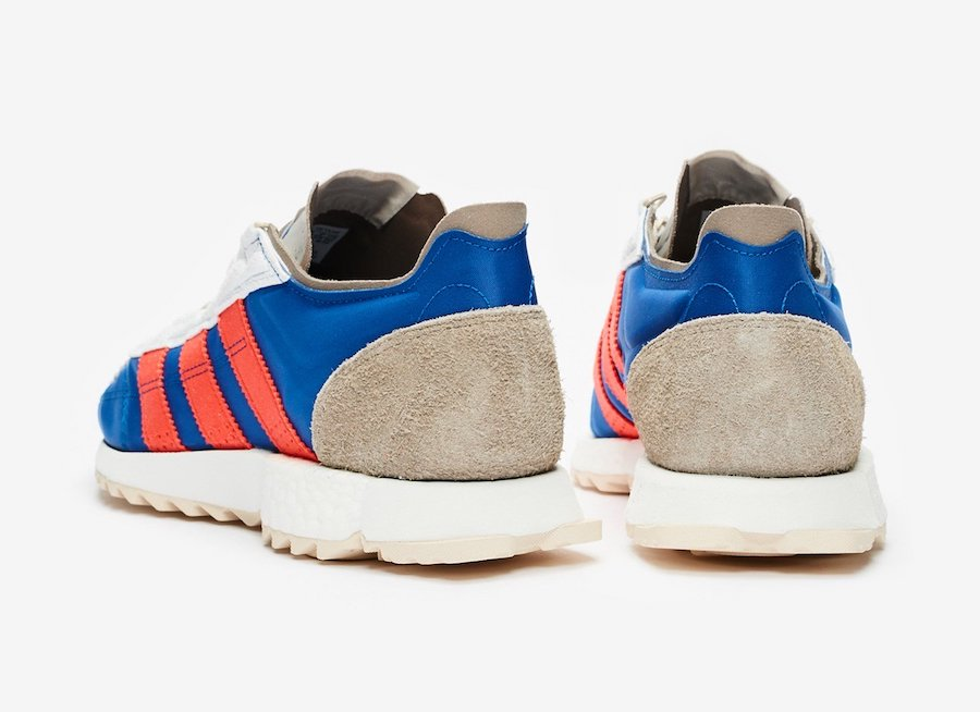 adidas SL 7600 Workshop Grey Red Blue EG6780 Release Date Info