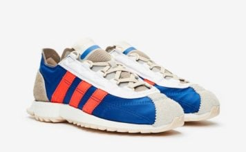 adidas SL 7600 Workshop Grey Red Blue EG6780 Release Date Info