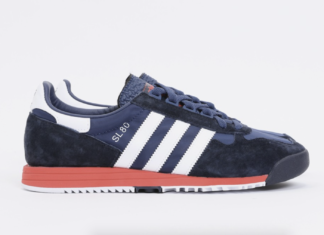 adidas SL 80 Navy Red Release Date Info