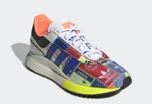 adidas SL Andridge Multicolor EG8906 Release Date Info