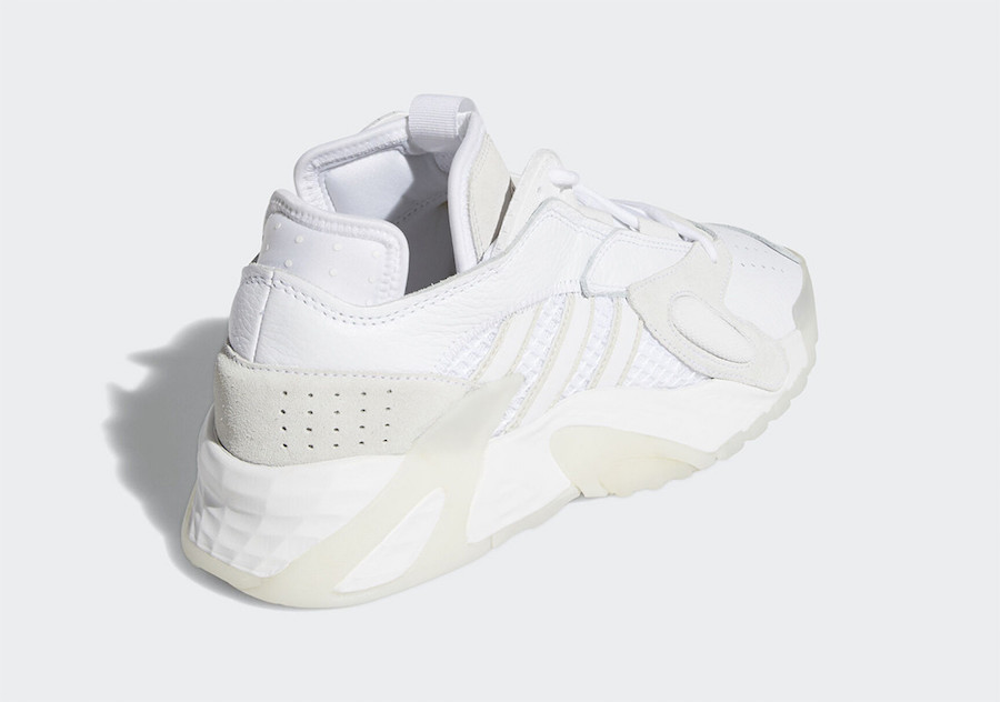 adidas Streetball White Grey EG8041 Release Date Info