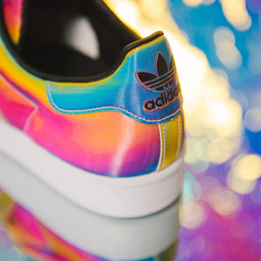 adidas Superstar Iridescent FX7779 Release Date Info