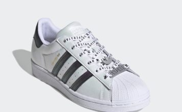 adidas Superstar White Iridescent Three Stripes FV3396 Release Date Info