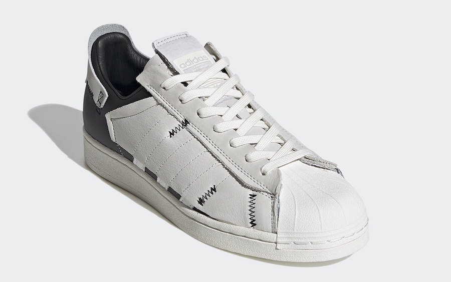 adidas Superstar WS1 Deconstructed FV3023 FV3024 Release ...