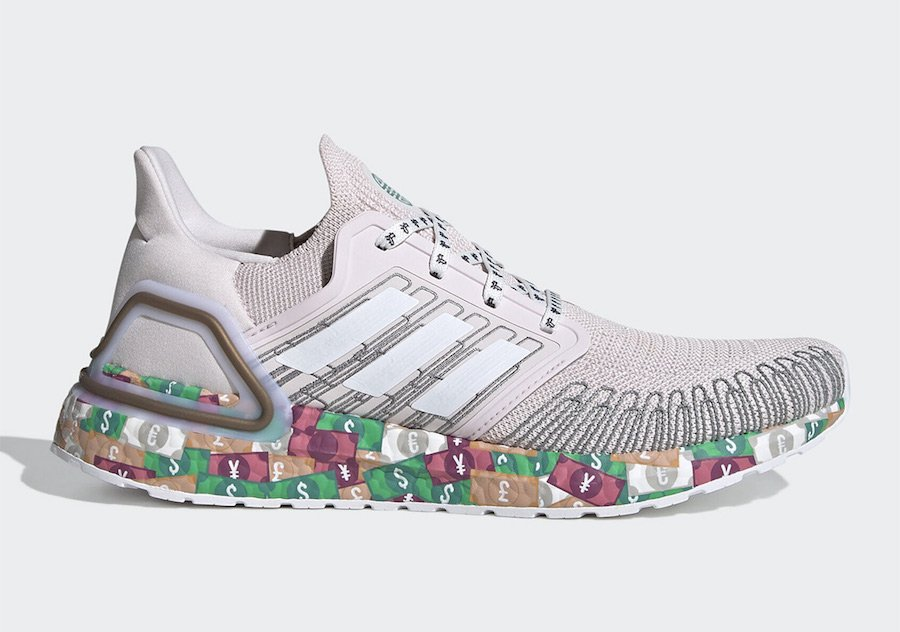 adidas Ultra Boost 2020 Global Currency FX8890 Release Date Info
