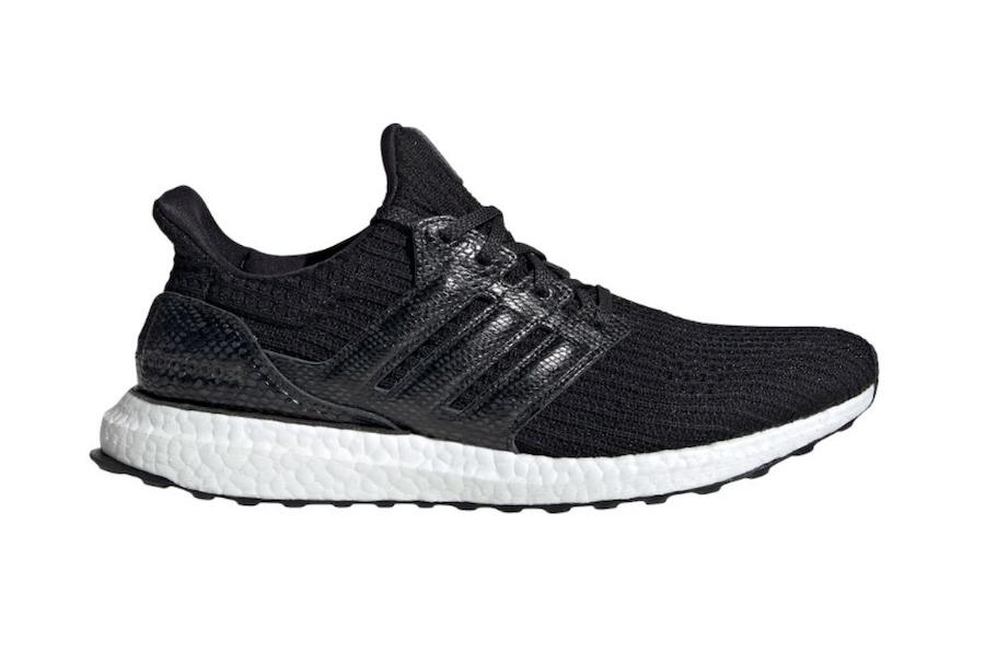 adidas Ultra Boost Black Snakeskin FX8931 Release Date Info