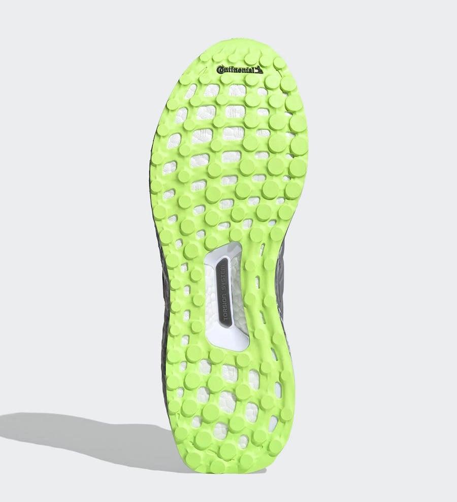 adidas Ultra Boost Grey Camo FX8929 Release Date Info