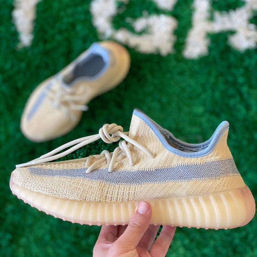 adidas Yeezy Boost 350 V2 Linen FY5158 Release Date