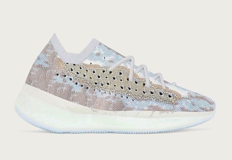 Pelearse Frank Worthley Inmersión  adidas Yeezy Boost 380 Beige Sky Blue Release Date Info | SneakerFiles