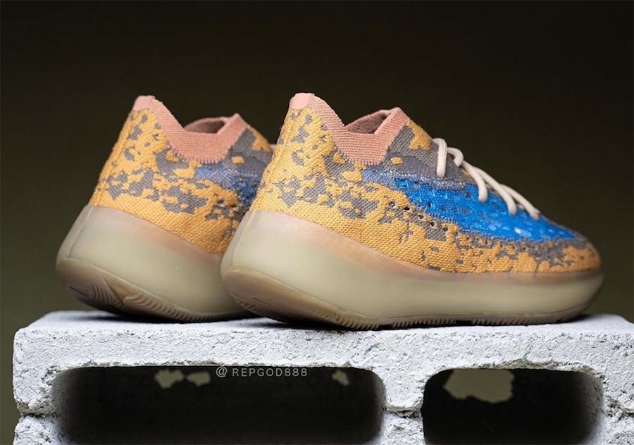 adidas Yeezy Boost 380 Blue Oat Release Info