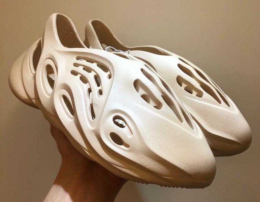 adidas Yeezy Foam Runner Beige