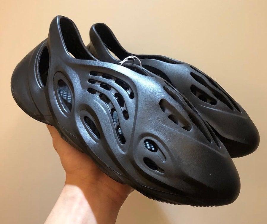 adidas Yeezy Foam Runner Black