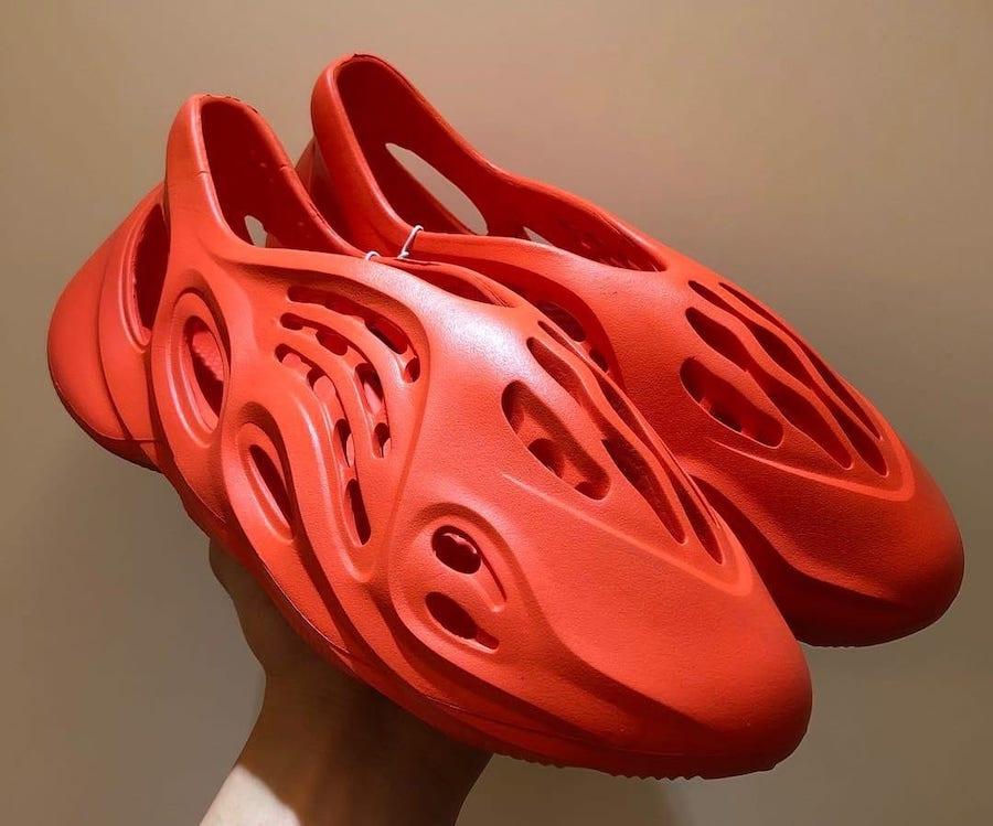 adidas Yeezy Foam Runner Colorways +