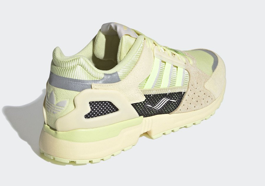 adidas ZX 10000C Yellow Tint FV3323 Release Date Info